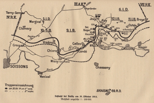 Vailly Map