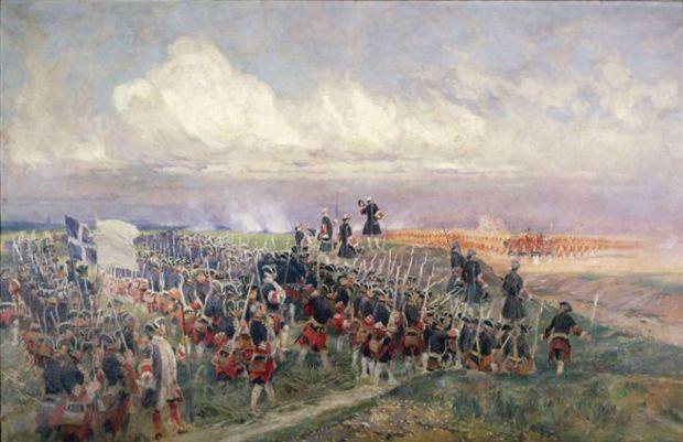 Battle-of-Fontenoy