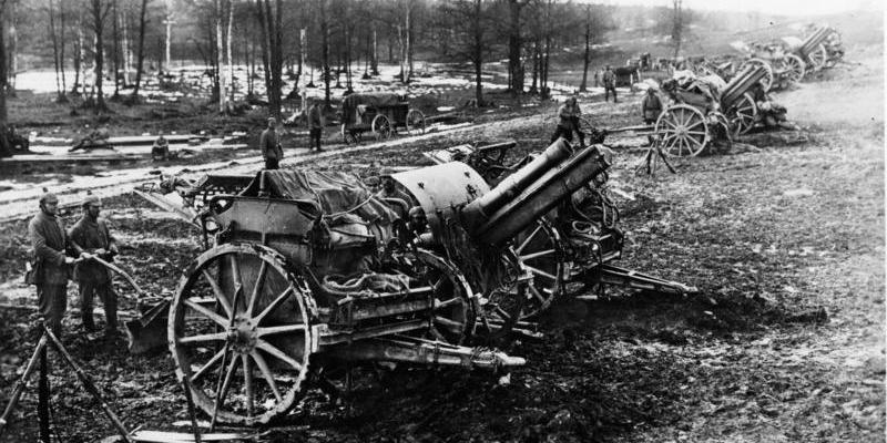 The Battle Of Verdun And German Offensive Tactics In 1916 Defence