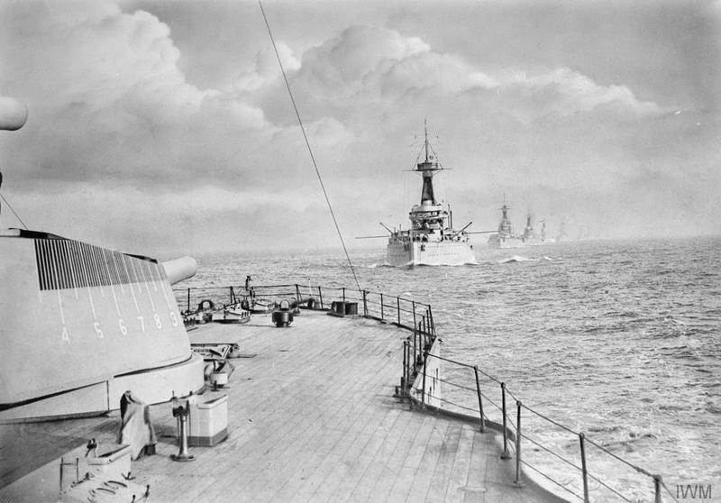 Conference Report  Jutland  History And The First World