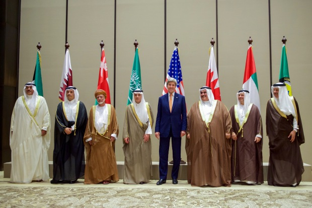secretary_kerry_stands_with_his_fellow_foreign_ministers_from_the_gulf_cooperation_council_amid_a_series_of_meetings_in_manama_282568851200429