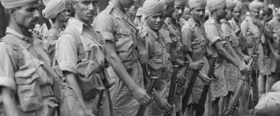 Renegades In Malaya Indian Volunteers Of The Japanese F Kikan