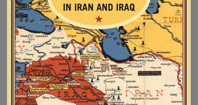 Iran And Iraq During The Second World War Defence In Depth