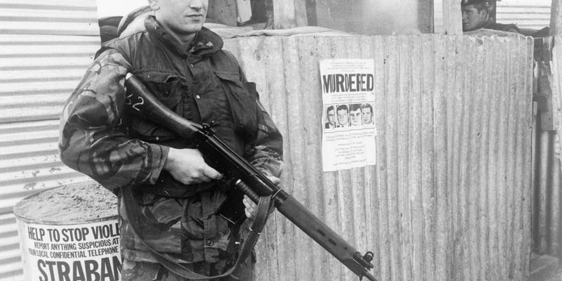 d7cd94eadc  Counter-Insurgency Against Kith and Kin   British Army Combat and Cohesion  in Northern Ireland